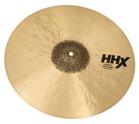 "SABIAN HHX-17CTC [HHX Complex Thin Crash 17""]"