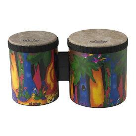 REMO キッズボンゴ / Kids Bongo [Kids Percussion / LREMKD540001] 【キッズにもおすすめ!】