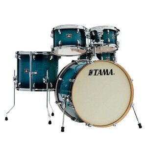 TAMA CL52KRS-BAB [Superstar Classic Drum Kits / ドラムシェルキット / Blue Lacquer Burst] 【お取り寄せ品】