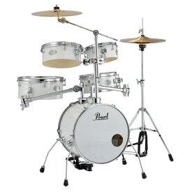 【小口径ドラムキット】 Pearl RT-645N/C #33 [Rhythm Traveler Ver.3S / ピュア・ホワイト] 【お取り寄せ品】