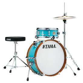 TAMA LJK28S-AQB [Club-JAM Mini Kit / Aqua Blue Covering]