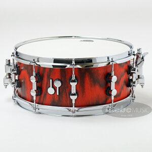 """SONOR SQ1406SD BV/SFRD/C [SQ2 System Drum / Birch Vintage 14¥""×6¥"" / Fiery Red Semi Gloss]"""