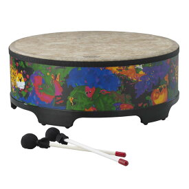 REMO キッズキャザリングドラム 小 / Kids Gathering Drum [Kids Percussion / LREMKD582201] 【お取り寄せ品】 【キッズにもおすすめ!】
