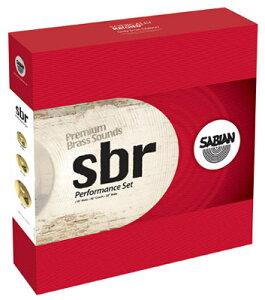 """SABIAN SBR-PFSET [sbr Series PERFORMANCE SET / 20¥"" Ride, 16¥"" Crash, 14¥"" Hats]"""