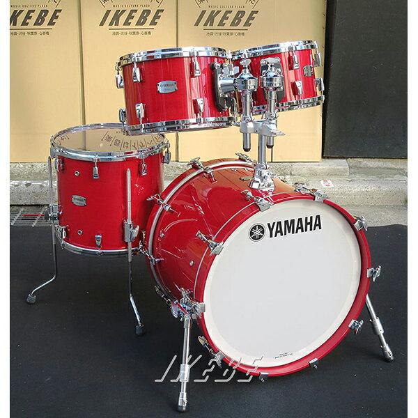 YAMAHA Absolute Hybrid Maple 4pc Drum Set [AMP4F3+AMB2016] [BD20、FT14、TT12&10]