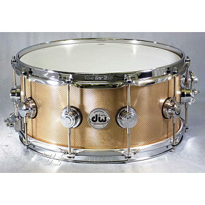 """""""DW-BZ7 1465SD/BRONZE/C/K [Collector's Metal Snare / Bell Bronze 14¥"""" × 6.5¥""""]"""""""