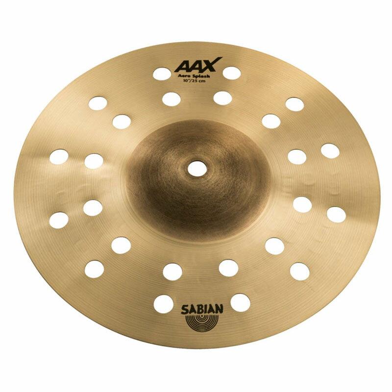 """Sabian AAX AAX-10AESP [AERO Splash 10""""]"""