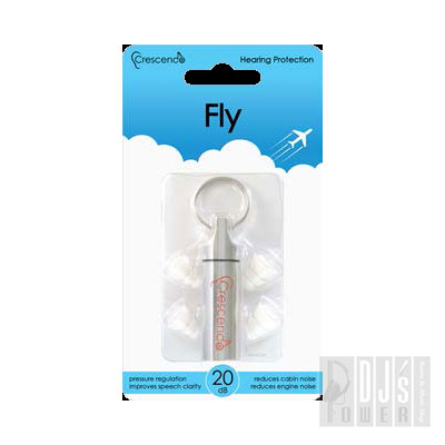 Crescendo FLY EAR PROTECTOR [耳栓] (遮音/約20dB)