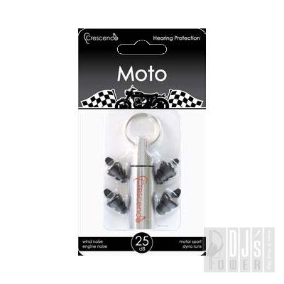 Crescendo MOTO EAR PROTECTOR [耳栓] (遮音/約25dB)