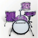 Ludwig LC179X007 [BREAKBEATS OUT FIT / LIMITED PURPLE SPARKLE] 【日本限定発売モデル】