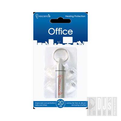 Crescendo Office EAR PROTECTOR [耳栓] (遮音/約20dB)