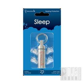 Crescendo Sleep EAR PROTECTOR [耳栓] (遮音/約25dB)