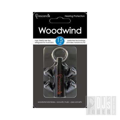 Crescendo Woodwind EAR PROTECTOR [耳栓] (遮音/約15dB)