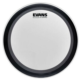 "EVANS BD16EMADUV [UV EMAD Coated 16"" / Bass Drum:Wood Hoop仕様] [1ply 10mil + EMAD]"