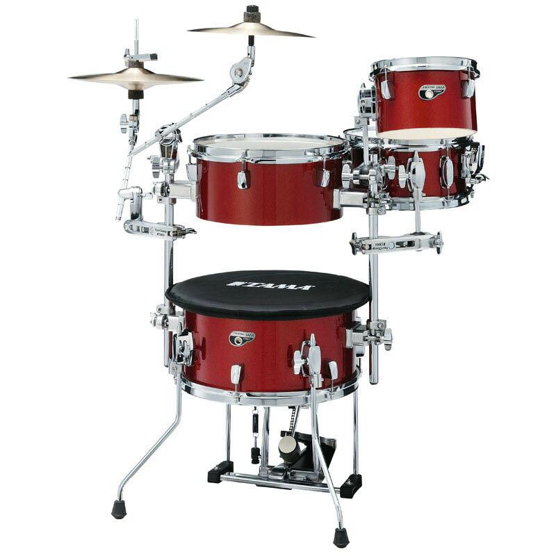 TAMA CJP44C-CPM [Cocktail-JAM Series / Cocktail-JAM MINI Drum set] 【台数限定!ドラムスローン&スティック・サービス!】【次回12月下旬入荷予定】
