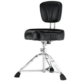 Pearl D-2500 [Drum Throne] + BR-2500A [Back Rest]