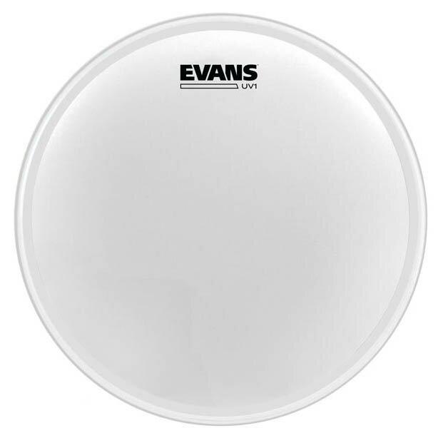 """EVANS BD16UV1 [UV1 Coated 16"""" / Bass Drum (Wood Hoop)] [1ply 10mil]"""