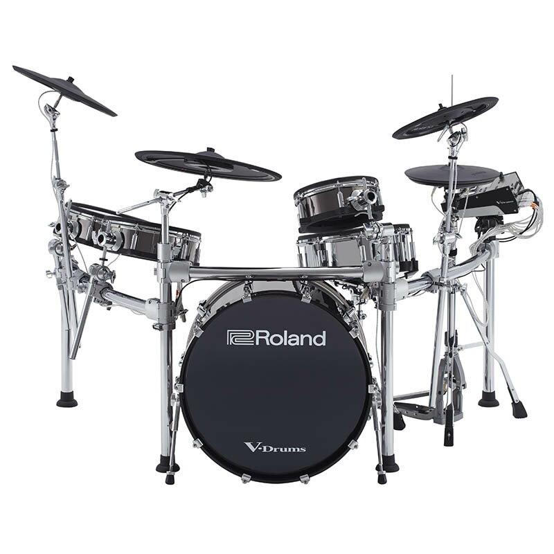 ROLAND TD-50KVX [V-Drums Kit / TD-50KV (V-Drums・Drum Sound Module & Pads)+ KD-220 (Bass Drum) + MDS-50KV (Drum Stand)] 【ikbp5】