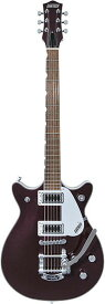 GRETSCH Electromatic Collection G5232T Electromatic Double Jet FT with Bigsby (Dark Cherry Metallic)