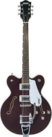 GRETSCH Electromatic Collection G5622T Electromatic Center Block Double-Cut with Bigsby (Dark Cherry Metallic)