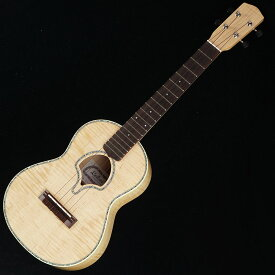 "Leilani Tenor Cury Maple ""Shell Soundhole"""