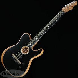 Fender(フェンダー)エレキギター American Acoustasonic Telecaster (Black) 【特価】