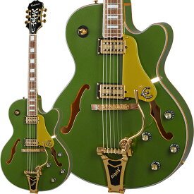 Epiphone Emperor Swingster (Forest Green Metallic) 【数量限定エピフォン・アクセサリーパック・プレゼント】