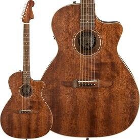 Fender Acoustics(フェンダー・アコースティックス) アコースティックギター Newporter Special (Natural/Pau Ferro Fingerboard) 【数量限定新品超特価】