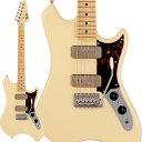 Fender(フェンダー)エレキギター Daiki Tsuneta Swinger (Vintage White) [常田大希 Signature Model] 【10月以降順次お届け】 【ikb…