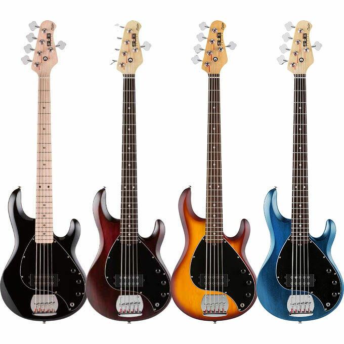 Sterling by MUSICMAN S.U.B. Series Ray5 【新製品ベース】