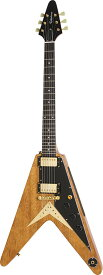 Epiphone By Gibson Limited Edition Korina Flying-V (Antique Natural) 【数量限定エピフォン・アクセサリーパック・プレゼント】