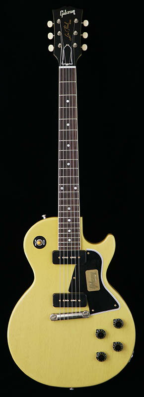 Gibson CUSTOM SHOP Historic Collection 1960 Les Paul Special VOS/TV Yellow 【HxIv21_03】 【HxIv25_03】 【ポイント5倍】