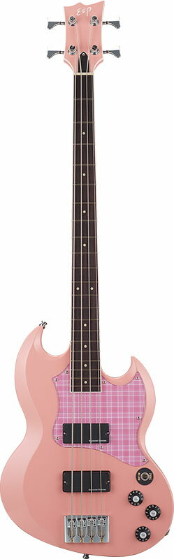 ESP×バンドリ! Collaboration Series Rimi Ushigome Signature Model ESP VIPER BASS Rimi (Rimi Pink) 【受注生産品】
