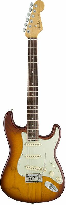 "Fender American Elite Stratocaster (Tobacco Sunburst/Rosewood) [Made In USA] 【大幅プライスダウン!】 【フェンダー""Fシリーズ""ギグバッグプレゼント!】 【ポイント5倍】"