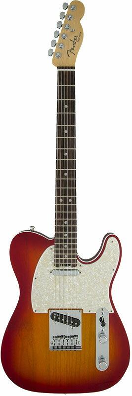 "Fender American Elite Telecaster (Aged Cherry Burst/Rosewood) [Made In USA] 【大幅プライスダウン!】 【フェンダー""Fシリーズ""ギグバッグプレゼント!】 【ポイント5倍】"