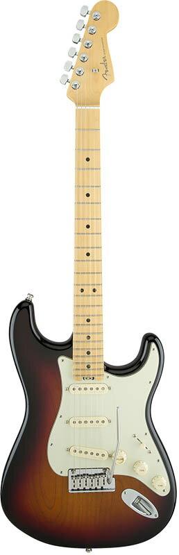 Fender American Elite Stratocaster (3-Color Sunburst/Maple) [Made In USA] 【大幅プライスダウン!】 【ポイント5倍】