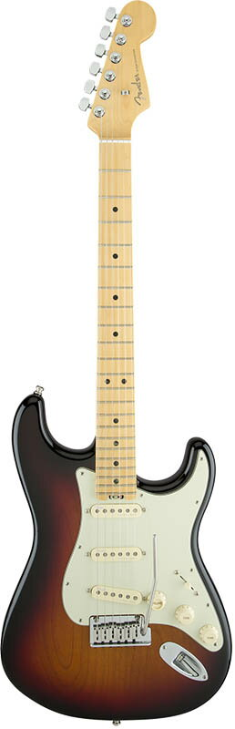 "Fender American Elite Stratocaster (3-Color Sunburst/Maple) [Made In USA] 【大幅プライスダウン!】 【フェンダー""Fシリーズ""ギグバッグプレゼント!】 【ポイント5倍】"