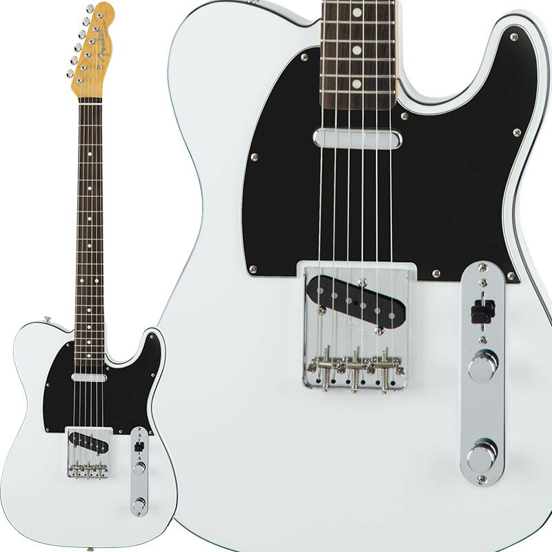 Fender Traditional 60s Telecaster Custom (Arctic White) [Made in Japan] 【数量限定!ギターアンプ VOX Pathfinder10プレゼント!!】 【ポイント5倍】