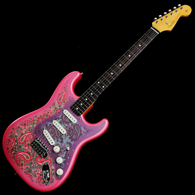 Fender Traditional 60s Stratocaster (Pink Paisley) [Made in Japan] 【数量限定!ギターアンプ VOX Pathfinder10プレゼント!!】 【ポイント5倍】
