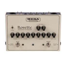 Mesa/Boogie Rosette [Acoustic DI-Preamp] 【数量限定特価】