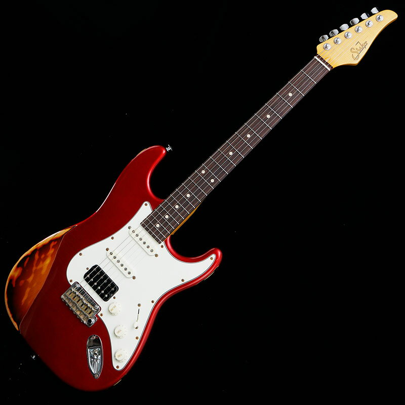Suhr Guitars 2017 Limited Edition Classic Antique Pro (Candy Apple Red over 3 Tone Burst/Indian Rosewood) 【2月20日20時まで期間限定ポイント10倍!】