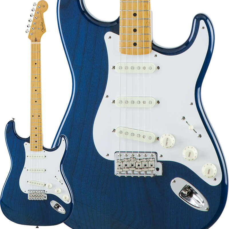 Fender Traditional '58 Stratocaster (Sapphire Blue Trans) [Made in Japan] 【数量限定!ギターアンプ VOX Pathfinder10プレゼント!!】 【ポイント5倍】