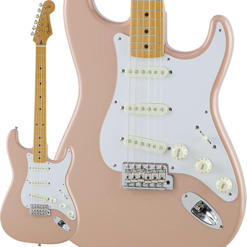 Fender Traditional '58 Stratocaster (Flamingo Pink) [Made in Japan] 【数量限定!ギターアンプ VOX Pathfinder10プレゼント!!】 【ポイント5倍】