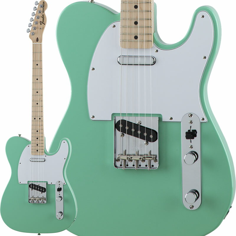 Fender Traditional 70s Telecaster Ash (Surf Green/Maple) [Made in Japan] 【数量限定!ギターアンプ VOX Pathfinder10プレゼント!!】 【ポイント5倍】