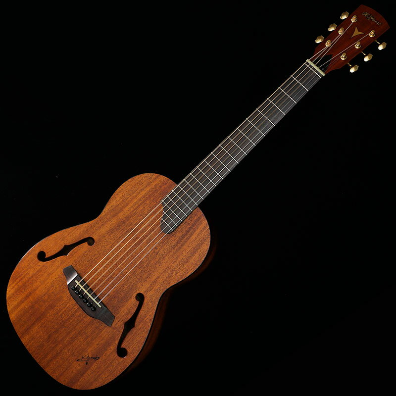 "K.Yairi IKEBE ORIGINAL Nocturne-F-Custom ""Mahogany Body"" (Natural)"
