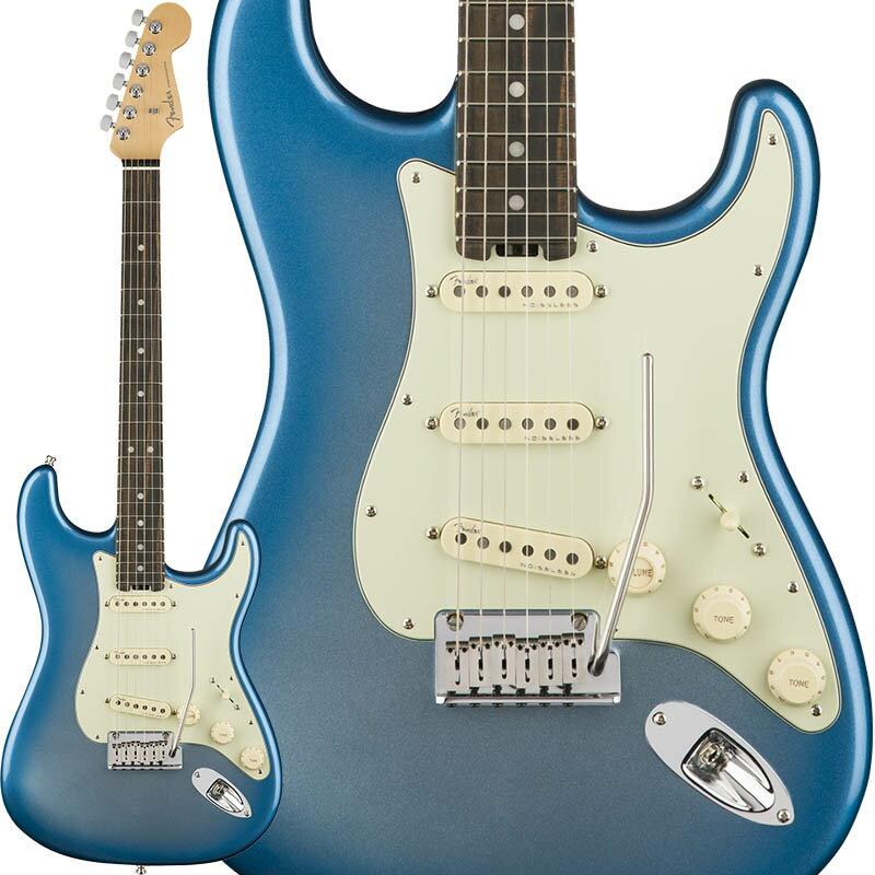 Fender American Elite Stratocaster (Sky Burst Metallic/Ebony) [Made In USA] 【大幅プライスダウン!】 【ポイント5倍】