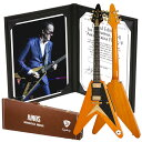 "Epiphone by Gibson Limited Edition Joe Bonamassa 1958 ""Amos"" Flying-V Outfit (An..."