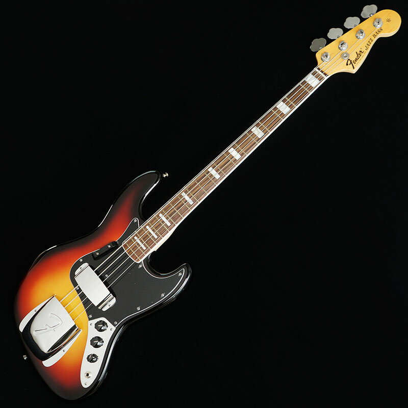 Fender USA American Vintage '74 Jazz Bass (3-Color Sunburst/Rosewood) 【本数限定アウトレット超特価】