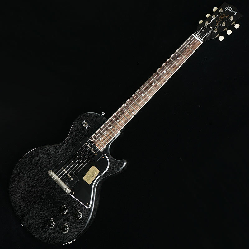 Gibson Custom Shop Limited Run 1960 Les Paul Special Single Cut VOS/TV Black 【ポイント5倍】