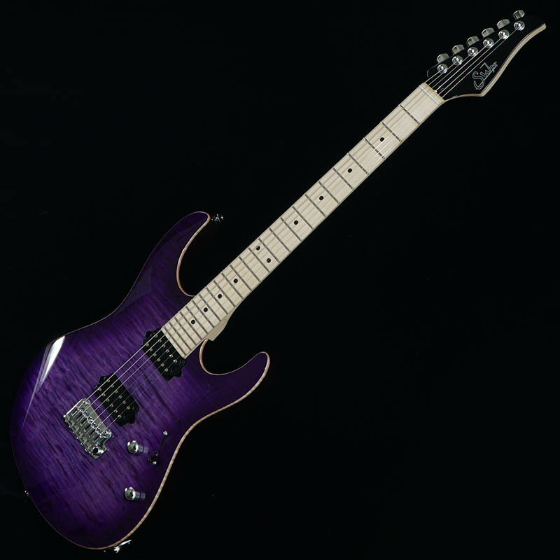 Suhr Guitars Japan Limited Model Pro Series Modern Pro Ash 510 HH Trans Purple Burst/Maple [#JS0A1A] 【PGC-OTHERS】 【2月20日20時まで期間限定ポイント10倍!】